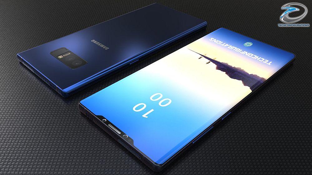 Galaxy Note9 concept 3