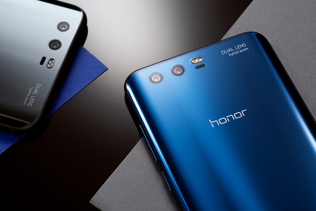 Huawei Honor 9 4