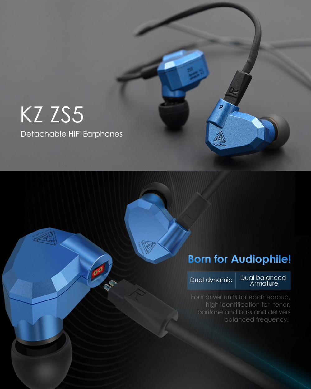 KZ ZS5 3