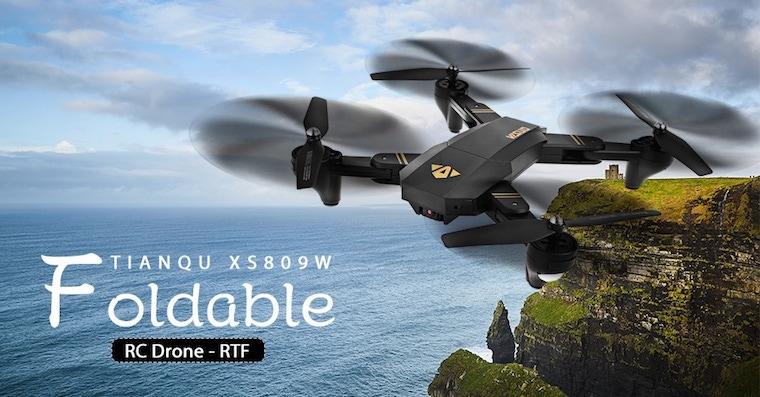 Drone TIANQU XS809W FB