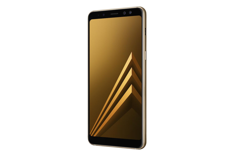 Galaxy A8 Gold 4