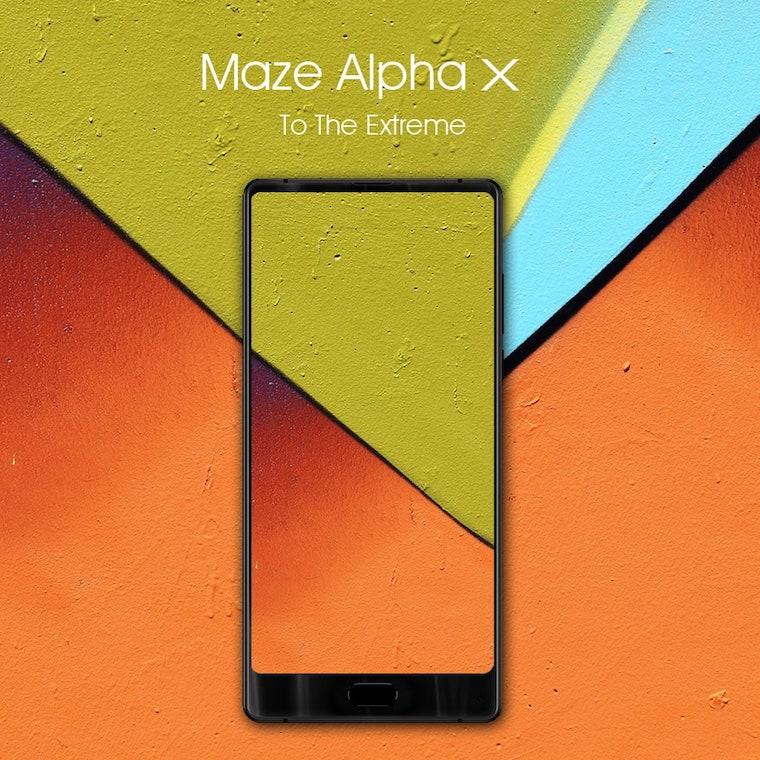 MAZE Alpha X 4