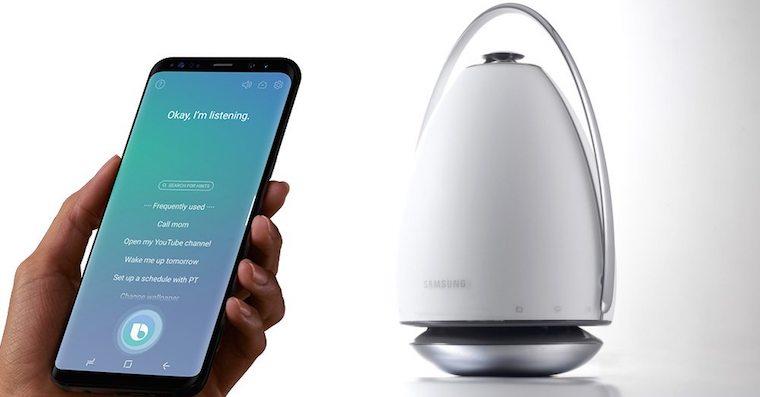 Samsung Bixby speaker FB