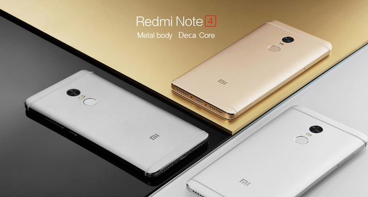 Xiaomi Redmi Note 4 1