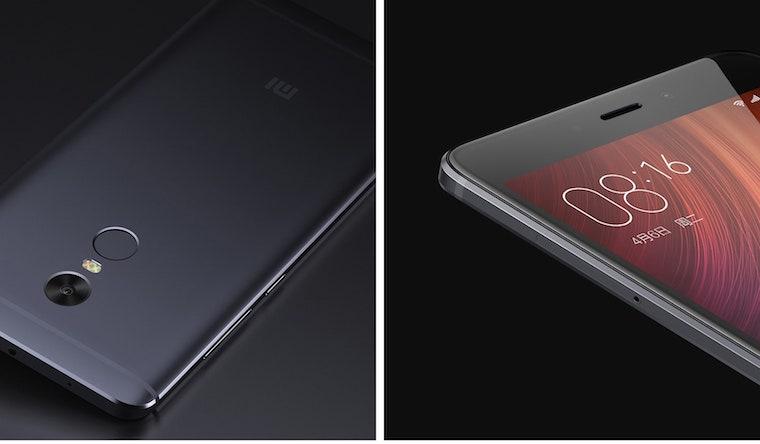 Xiaomi Redmi Note 4 6