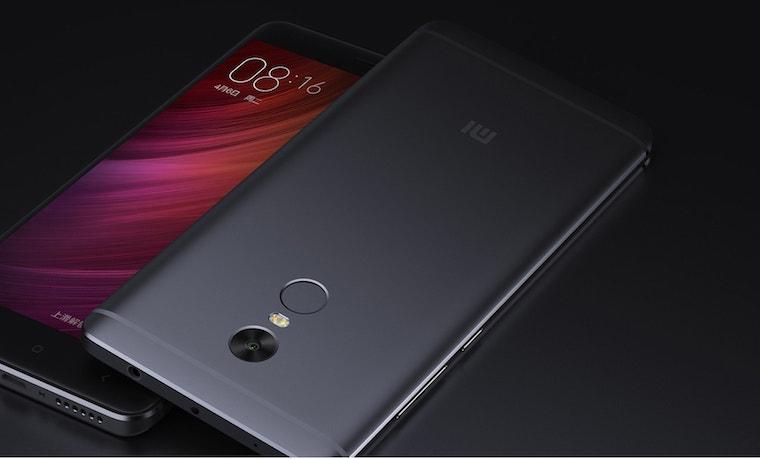Xiaomi Redmi Note 4 7