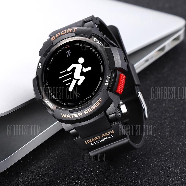 Chytre hodinky NO.1 F6 5