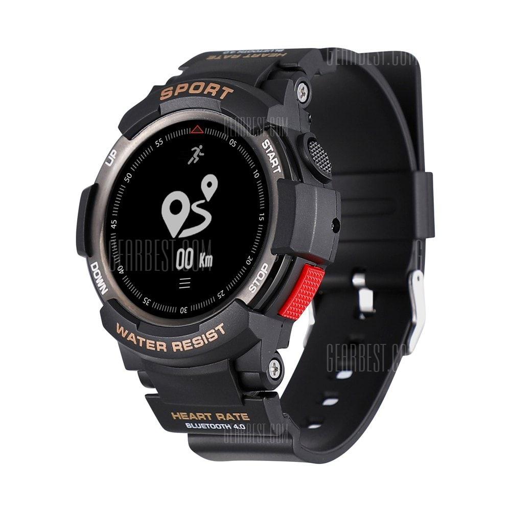 Chytre hodinky NO.1 F6 7