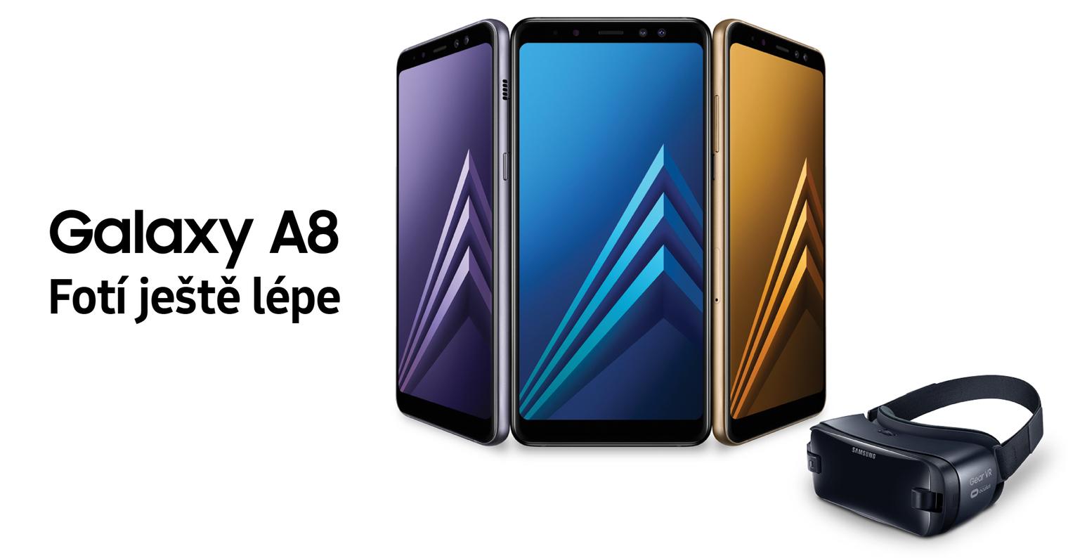 Galaxy A8 Gear VR FB