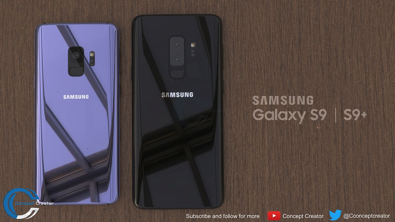 Galaxy S9 Concept Creator 1