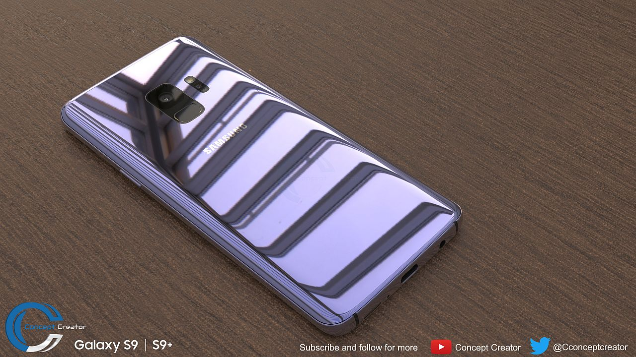 Galaxy S9 Concept Creator 5