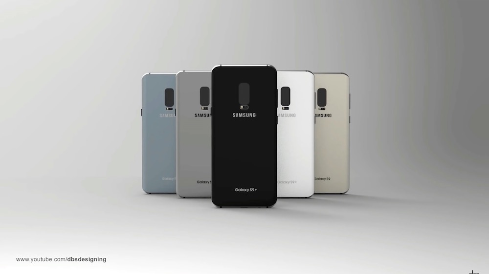 Galaxy S9 DBS DESIGNING concept 1