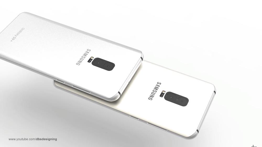 Galaxy S9 DBS DESIGNING concept 11