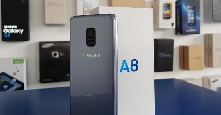 Samsung Galaxy A8 FB