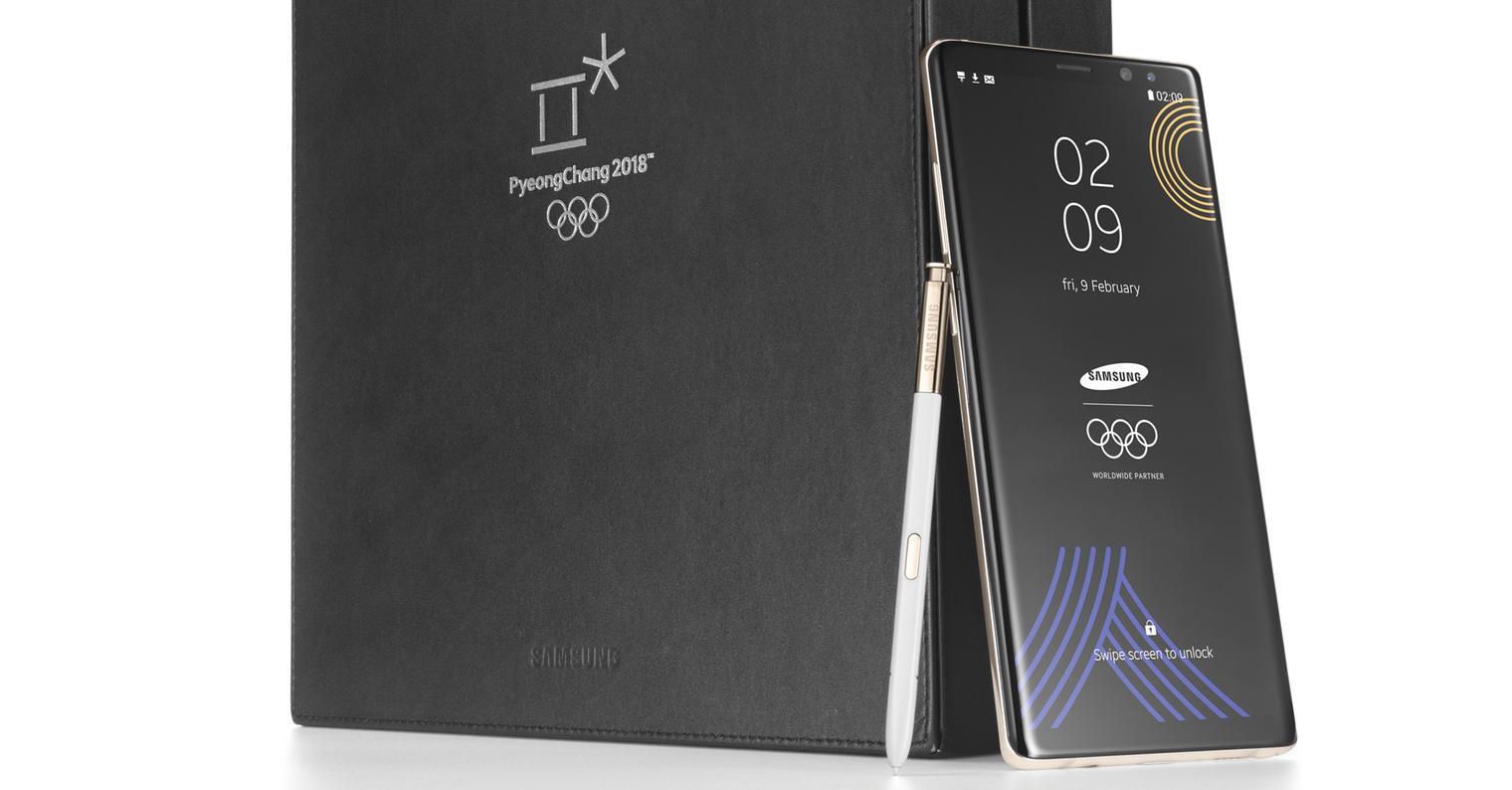 Samsung Galaxy Note8 ZOH 2018 edition FB