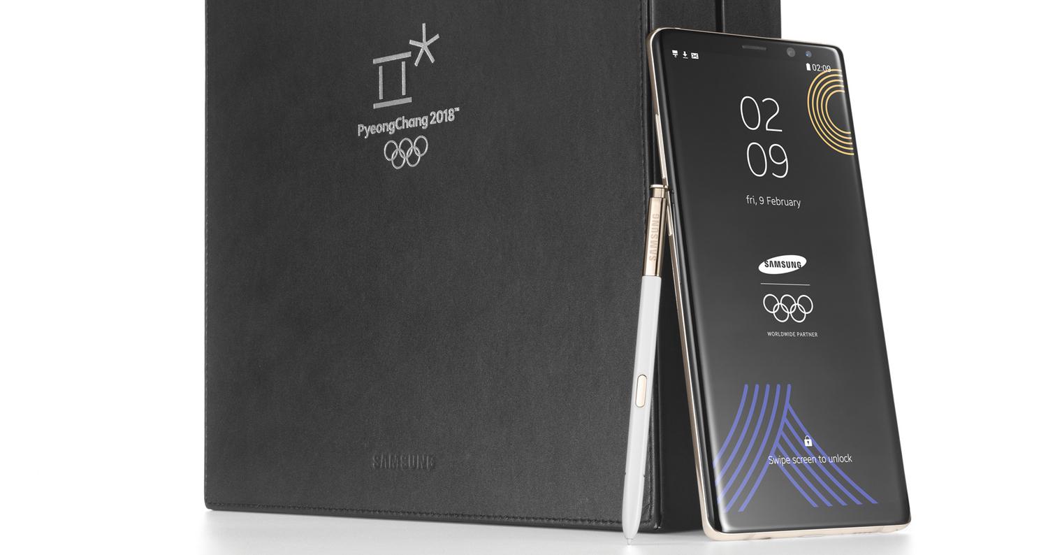 Samsung Galaxy Note8 ZOH 2018 edition FB