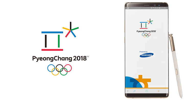 Samsung – The Official App of PyeongChang 2018