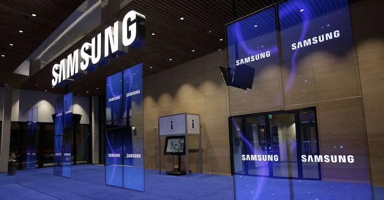 Samsung logos FB