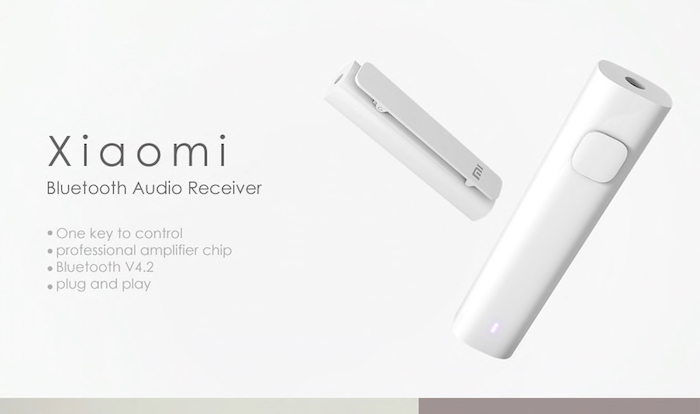 Xiaomi Bluetooth Audio Receiver 7