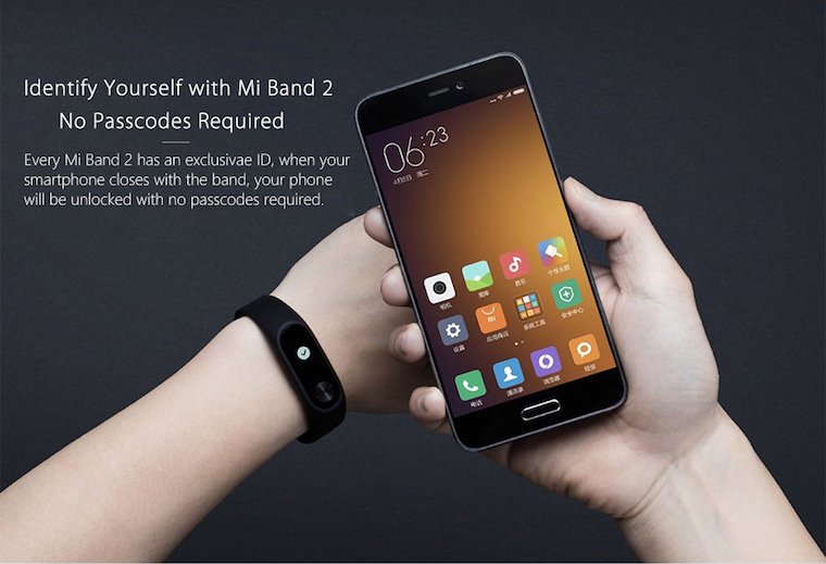 Xiaomi Mi Band 2 product 3