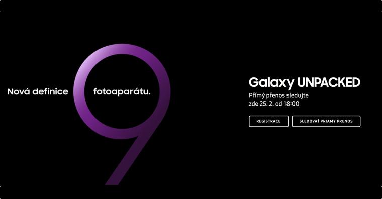 Galaxy S9 premiera