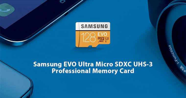 Samsung EVO Ultra Micro SDXC 1