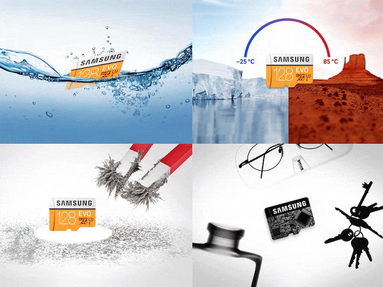 Samsung EVO Ultra Micro SDXC 2