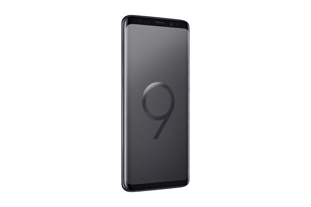 Samsung Galaxy S9 Black 3