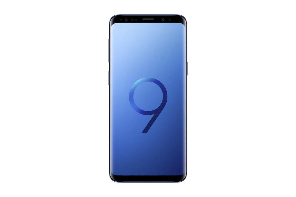 Samsung Galaxy S9 Coral Blue 2