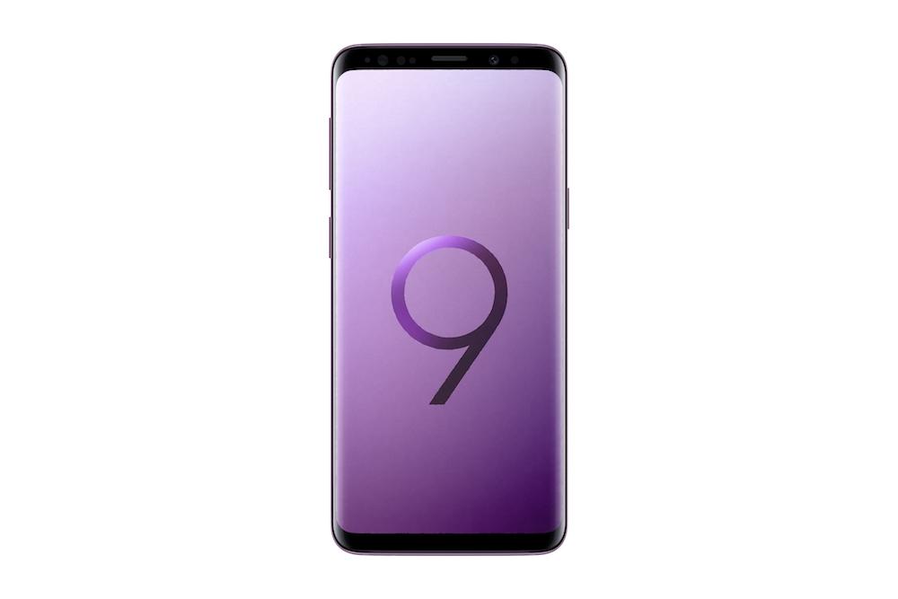 Samsung Galaxy S9 Lilac Purple 2