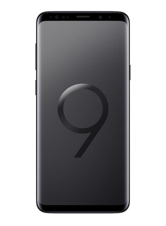 Samsung Galaxy S9 Plus Black 3