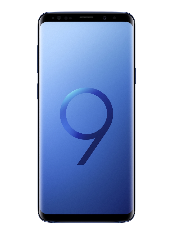 Samsung Galaxy S9 Plus Coral Blue 3