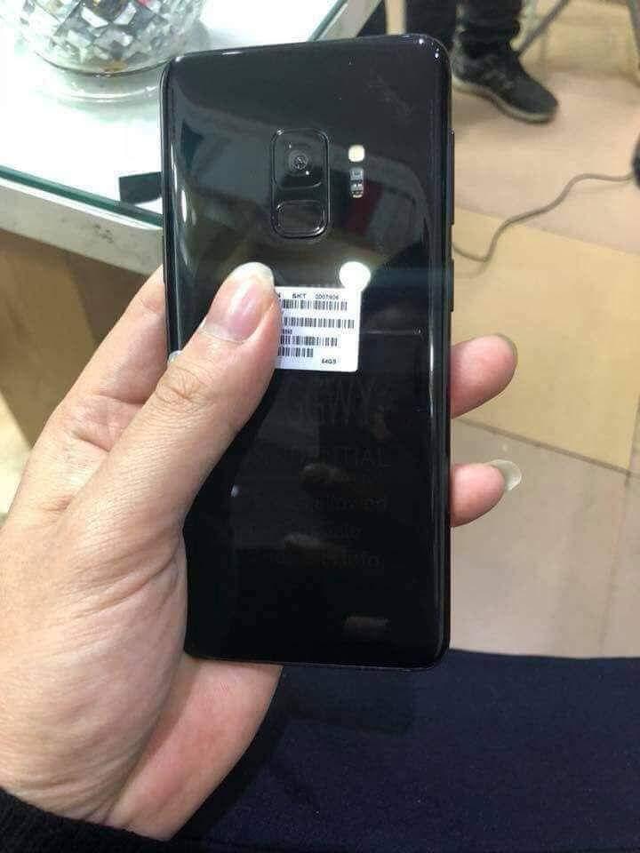 Samsung Galaxy S9 unik 1