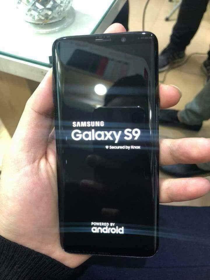 Samsung Galaxy S9 unik 2