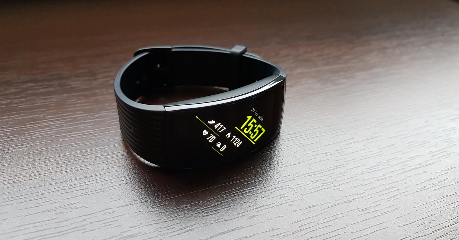 Samsung Gear Fit2 Pro FB 2