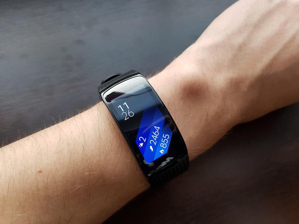 Samsung Gear Fit2 Pro ciferniky 2