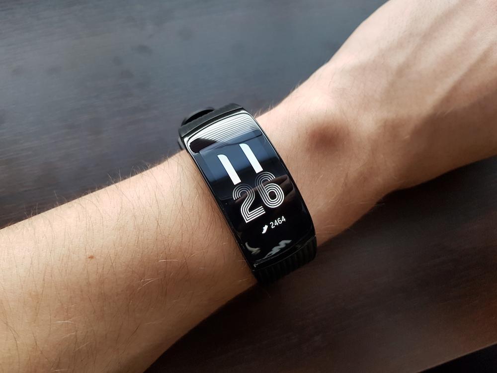 Samsung Gear Fit2 Pro ciferniky 3