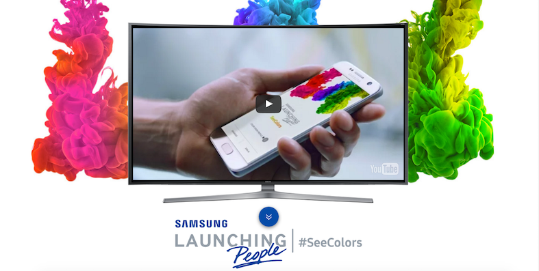 Samsung SeeColors FB
