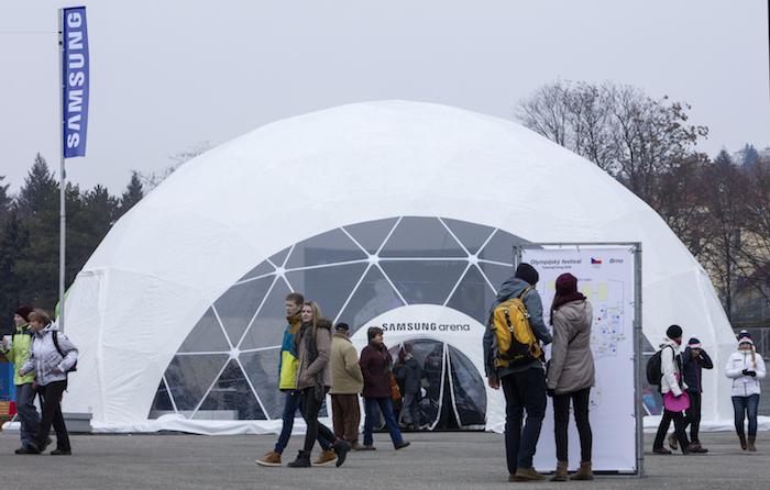 Samsung ZOH arena Brno 21