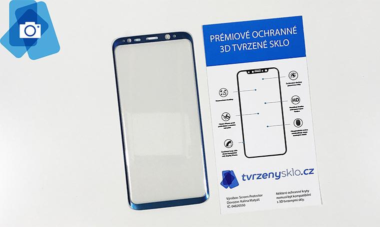 Zaoblená Tvrzená skla Samsung Galaxy