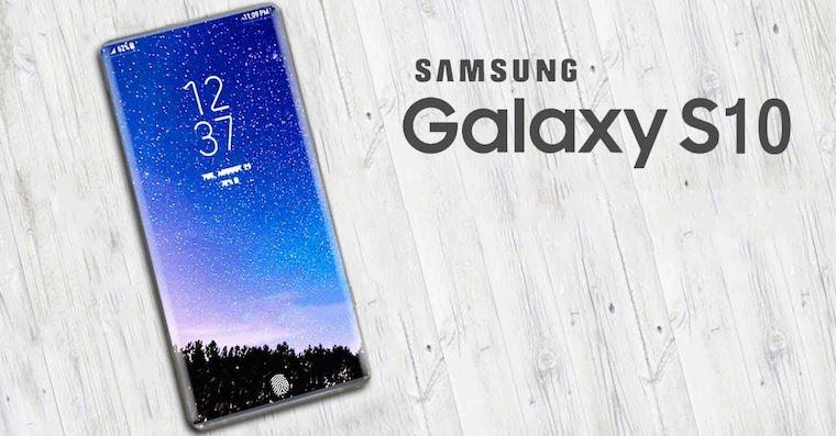 Galaxy S10 concept FB