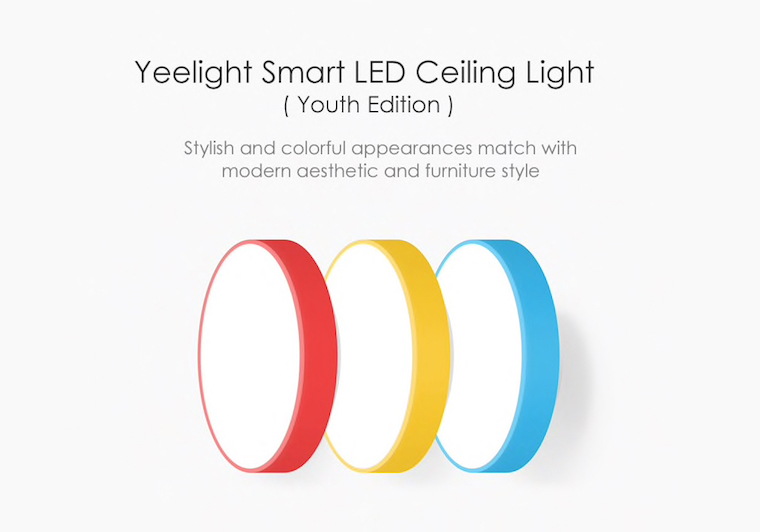 Xiaomi LED Ceiling Light 5