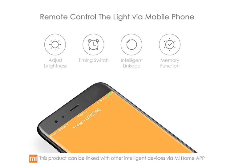 Xiaomi LED Ceiling Light 8