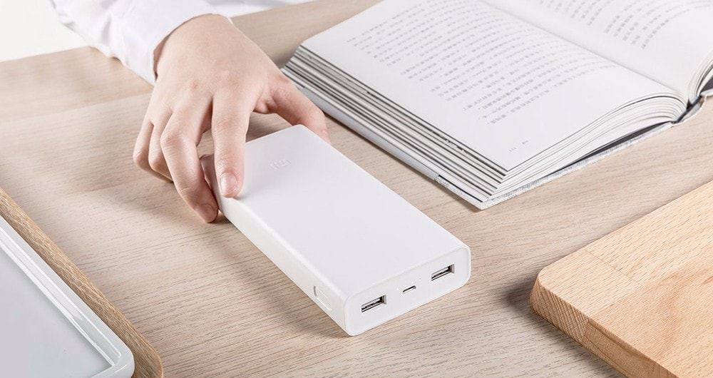 Xiaomi Power Bank 2C FB
