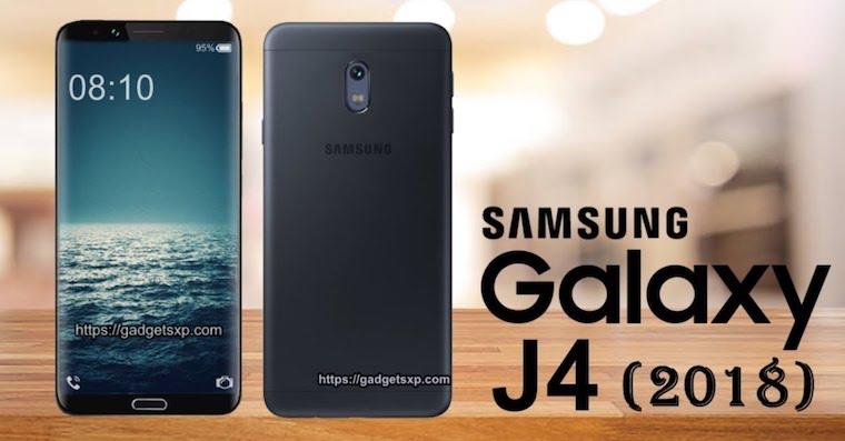 Galaxy J4 FB