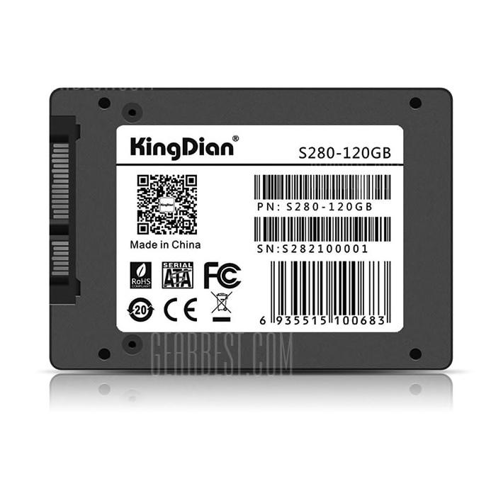 KingDian S280 SSD 2