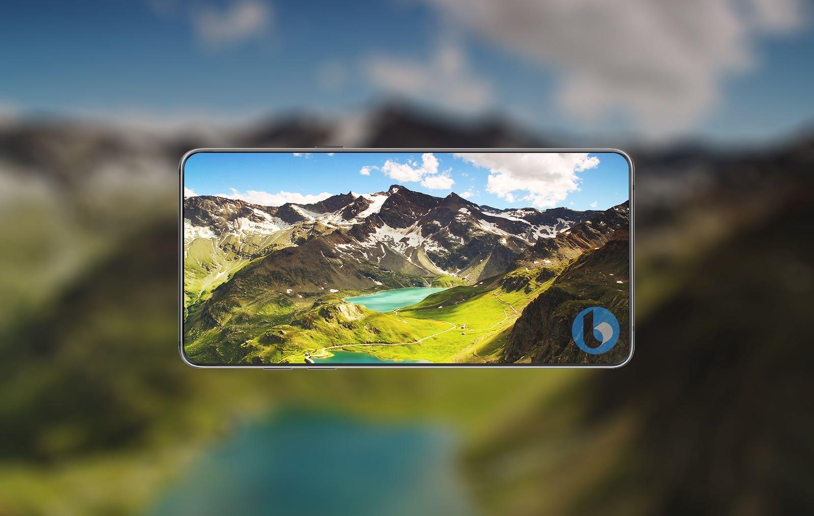 Samsung Galaxy S10 concept Geskin 3