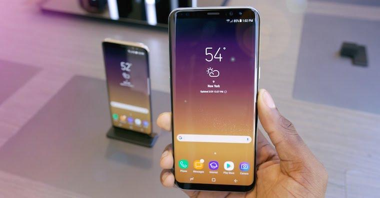 Samsung Galaxy S8 FB