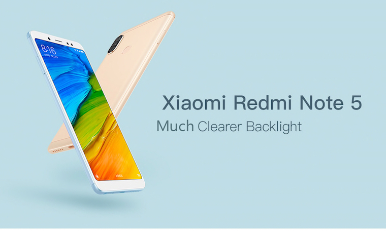 Xiaomi Redmi Note 5 1