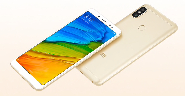 Xiaomi Redmi Note 5 FB
